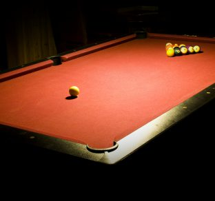Take A Cue From These Billiards Experts Beacon - Travel pool table