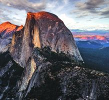 Yosemite's wonders of nature and light