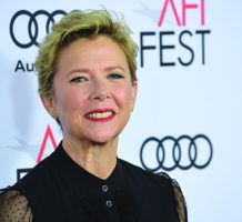Annette Bening moved by her current film