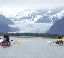 A natural beauty beyond words in Alaska