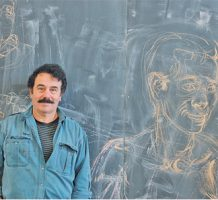 Artist explores geographic inspirations