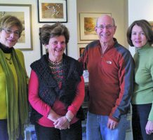 Artist-owned gallery showcases local art