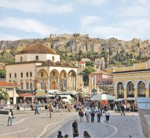 Reconnecting with the ancients in Athens