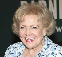 Betty White writes about life, love, career