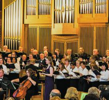 Chorus to sing women composers' works
