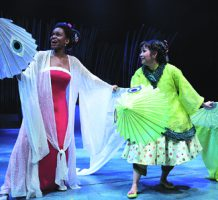 Shifting shapes at renovated Center Stage