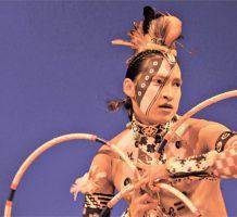 Cirque du Soleil plays under the big top