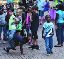 June arts and jazz festivals in Columbia