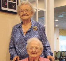Centenarians club growing fast
