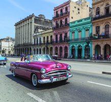 Cuba combines opposites in a time warp