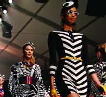 Celebrations of fashion, food and wine