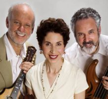 Around the world with Jewish music trio