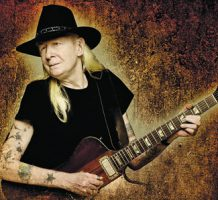 Blues legend Johnny Winter to perform