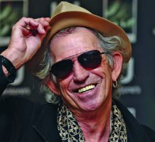 'Life,' according to the Stones' Keith