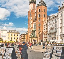 Krakow, Poland: Historic and now trendy