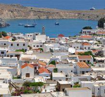 Live like a Greek on the island of Rhodes