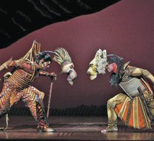 The Lion King roars back into Baltimore