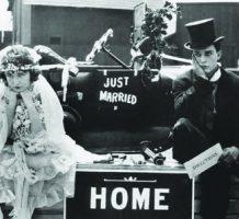 Orchestra premieres silent movie score