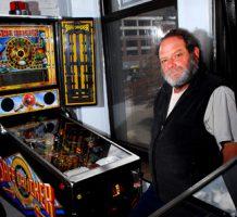 Pinball wizard comes to Baltimore