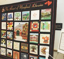 It takes a village to make quilts like these