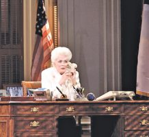 Ann Richards portrayal aims for Broadway
