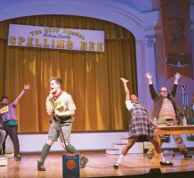 Putnam County Bee spells fun at Ford's