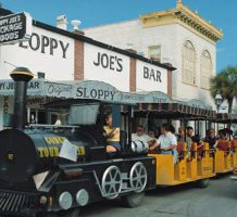 Laid-back living in eclectic Key West, Fla.