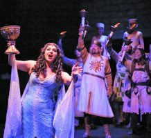 Finding a lot to laugh about in Spamalot