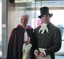 Becoming Mr. and Mrs. Francis Scott Key