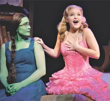 Oz witches weave a wickedly good spell