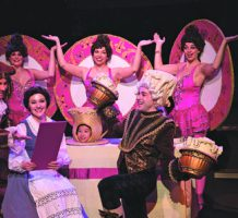 Beauty and the Beast enchants at Toby's