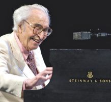 At 90, Dave Brubeck continues to swing