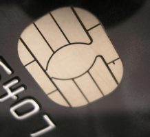What's up with chip-enabled credit cards?