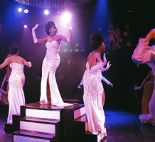 Dreamgirls sparkles and shines at Toby's