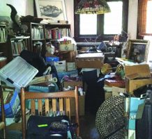 Use a gentle touch in helping hoarders