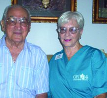 Home care aides provide peace of mind
