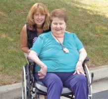 Moving my mother into assisted living