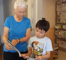 Creating an intergenerational household