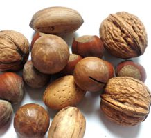 Eat more nuts for a healthy weight