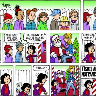 One Big Happy – 12/17/17