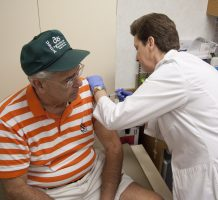 Older adults need higher-dose flu shots