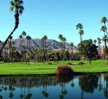 Palm Springs, California's desert oasis