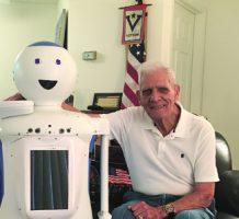Robotic companion can make life easier