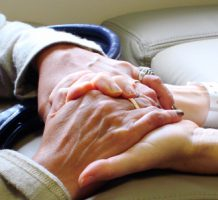 Caregivers get by with help from friends