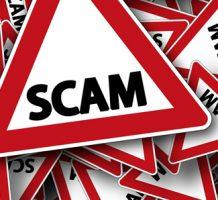 As tax season approaches, beware scams