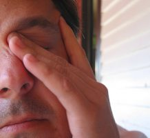 Nasal rinses for chronic sinus problems
