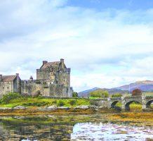 Visitors love Scotland's misty Isle of Skye
