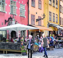 Sites to see in Stockholm (via Iceland)