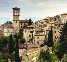 Exploring Umbria's picturesque villages