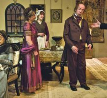 Irish play's spooky atmospherics veil its plot